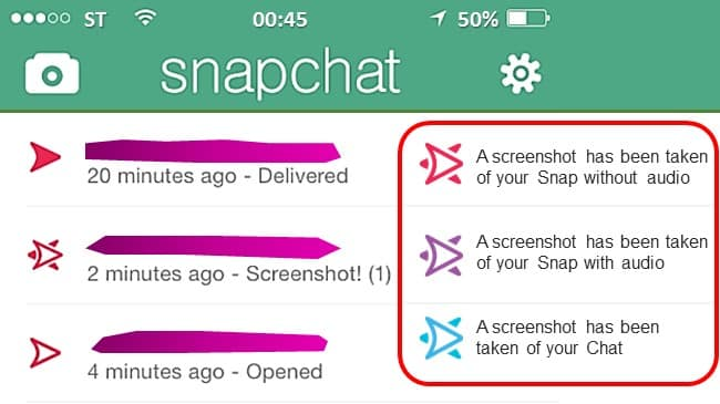 Does Snapchat send screenshot notification for stories