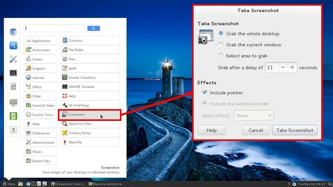 How to Take a Screenshot in Chromebook laptop