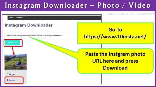 Instagram Downloader Photo and Video