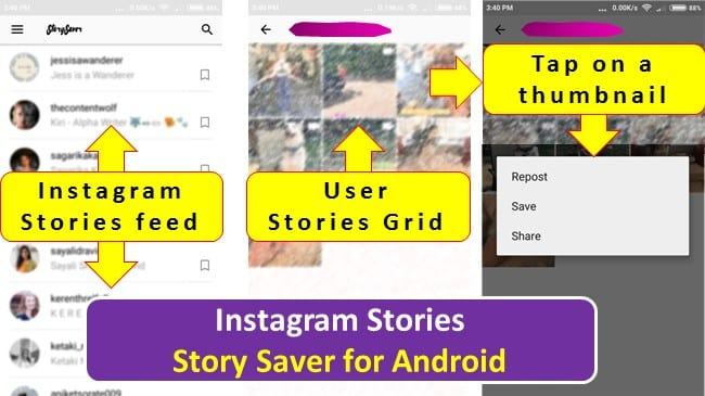 Instagram Stories - Story Saver for Android