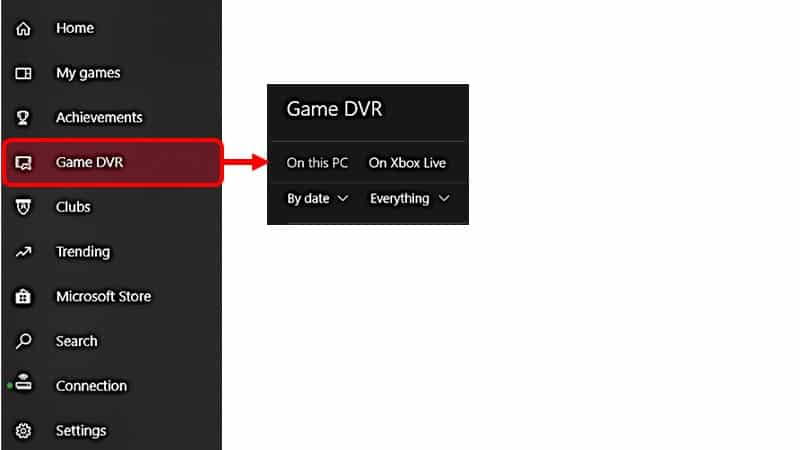 How to manage Xbox One screen shots on a Windows 10 PC?